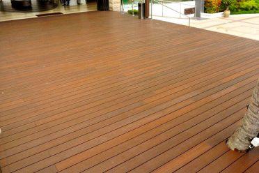ambooo Terrassendiele aus Bambus kaufen - Diele Select, Farbton coffee, Profil (glatt/ französisch)