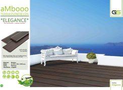 ambooo Terrassendiele aus Bambus kaufen - Diele Elegance, espresso