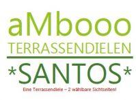 ambooo Terrassendiele aus Bambus kaufen - Diele Santos, espresso