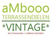 ambooo Terrassendiele aus Bambus kaufen - Diele Vintage, granit grey