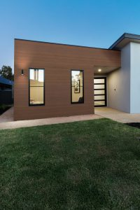 Fassade Cladding Bambus - Canyon Brown